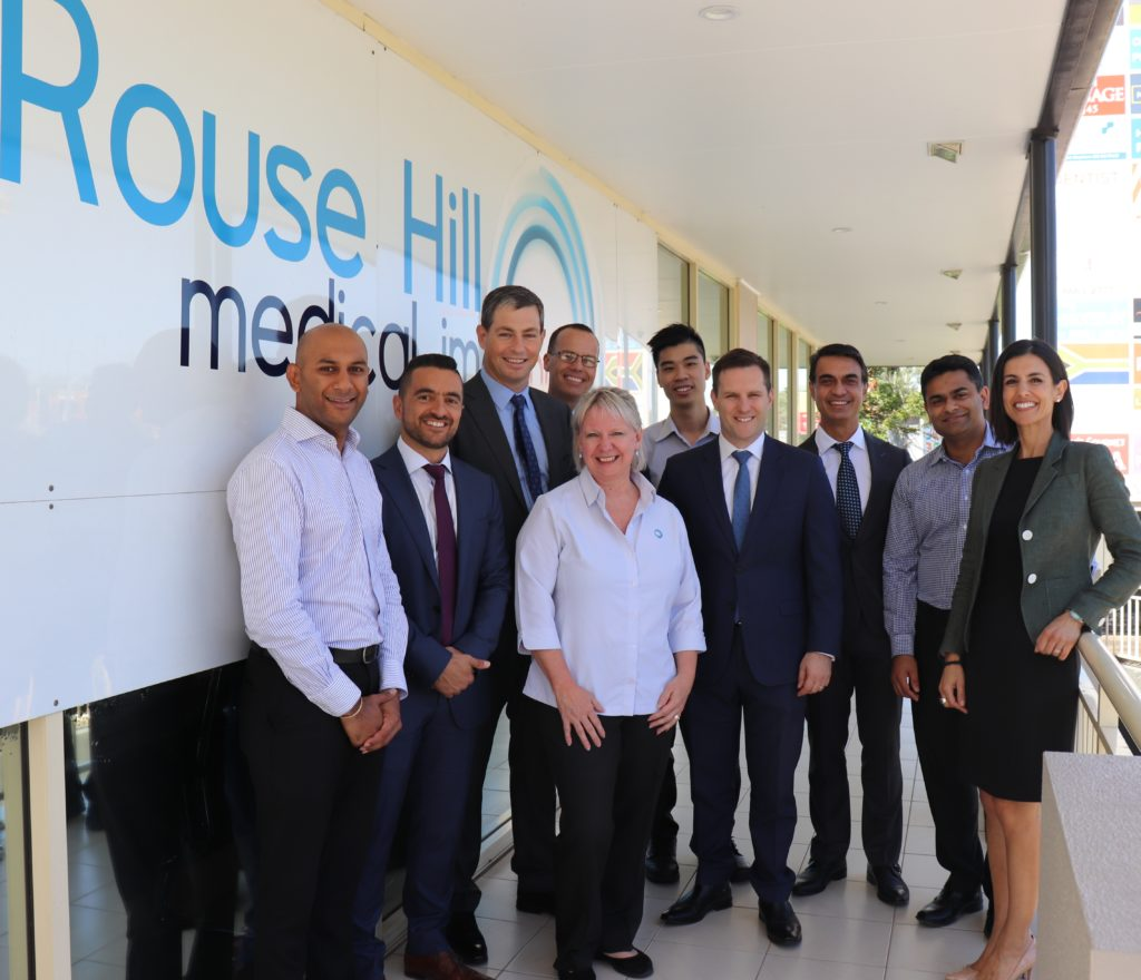 Rouse Hill now Bulk Billing GP & Specialist MRI referrals