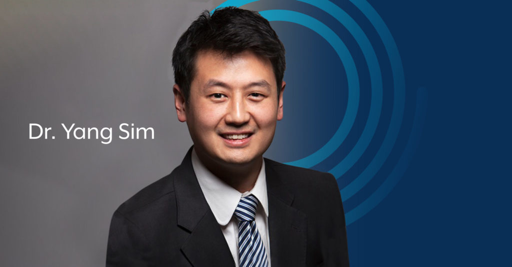We welcome Dr. Yang Sim MBBS FRANZCR to our expert team