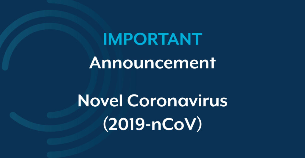 Synergy Radiology Announcement - COVID-19